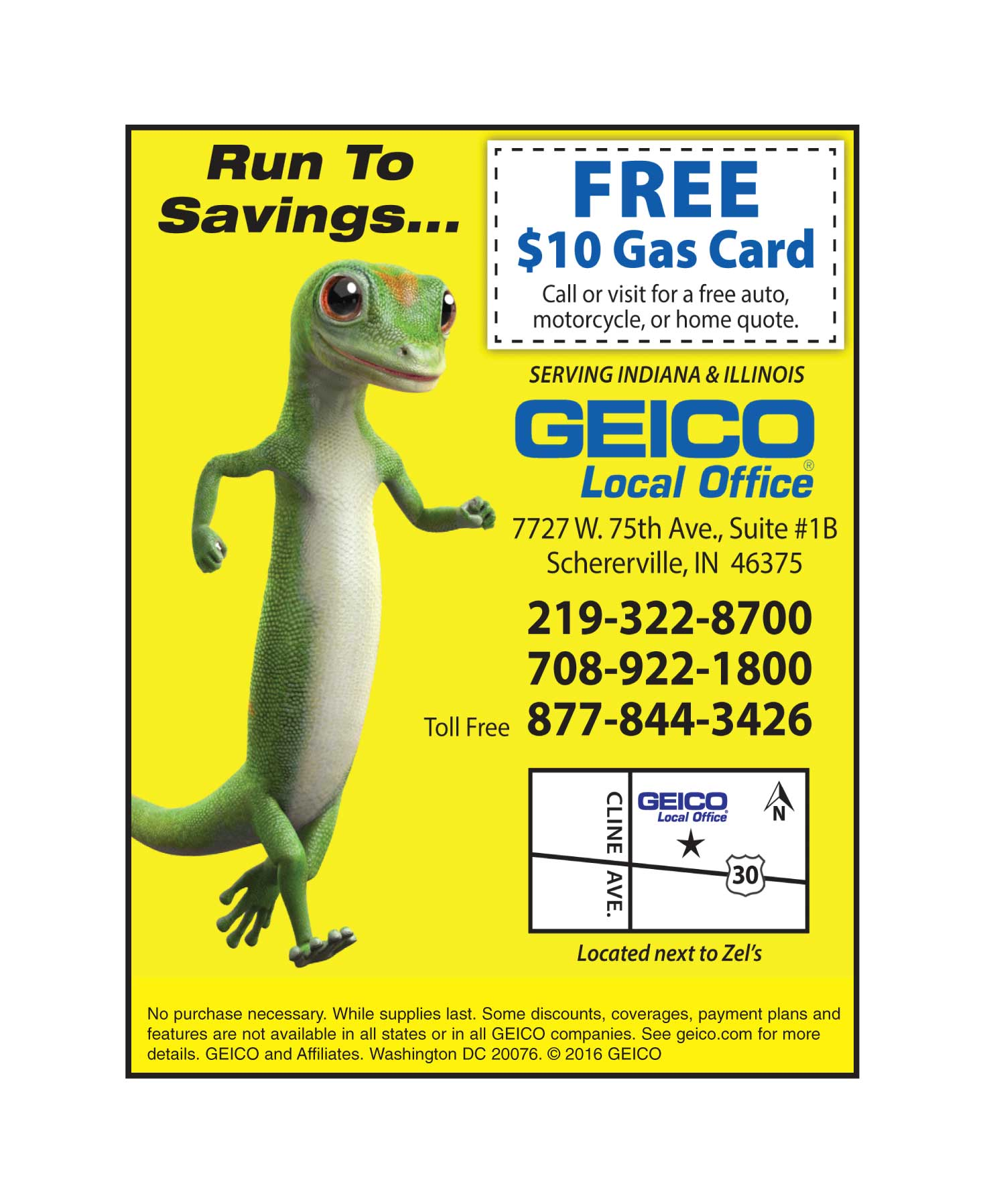 Geico Free Quote Free Classified Ads  South Lake And Porter County In  Family Flyer